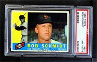Bob Schmidt [PSA 8 NM‑MT]