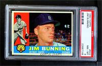 Jim Bunning [PSA 8 NM‑MT]