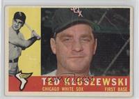 Ted Kluszewski [Poor]
