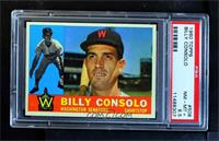 High # - Billy Consolo [PSA 8.5 NM‑MT+]