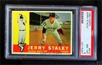 High # - Jerry Staley [PSA8NM‑MT]