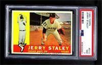 High # - Jerry Staley [PSA7NM]