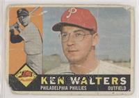 High # - Ken Walters [Altered]