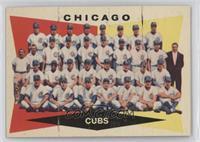High # - Chicago Cubs Team [NoneGoodtoVG‑EX]