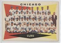 High # - Chicago Cubs Team [GoodtoVG‑EX]