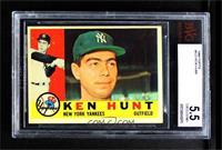 Ken Hunt [BGS5.5EXCELLENT+]