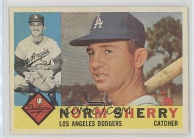 1960 Topps - [Base] #529 - Norm Sherry