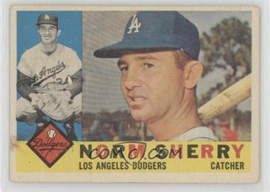 1960 Topps - [Base] #529 - Norm Sherry [Good to VG‑EX]