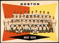 Boston Red Sox Team [GEM MT]