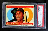High # - Willie McCovey [PSA 8 NM‑MT]