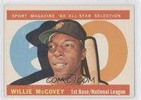 High # - Willie McCovey