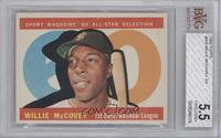 Willie McCovey [BVG 5.5]
