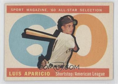 1960 Topps - [Base] #559 - Luis Aparicio