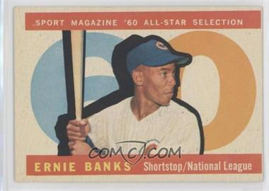 1960 Topps - [Base] #560 - Ernie Banks