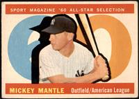 High # - Mickey Mantle [GOOD]