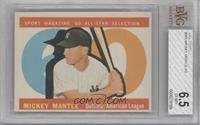 High # - Mickey Mantle [BVG 6.5 EX‑MT+]