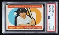 High # - Mickey Mantle [PSA 5 EX]