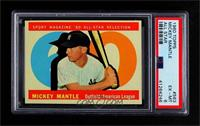 High # - Mickey Mantle [PSA 6 EX‑MT]