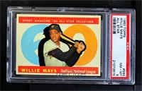 High # - Willie Mays [PSA 8 NM‑MT]