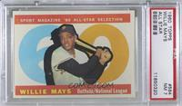 High # - Willie Mays [PSA 7 NM]