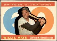 High # - Willie Mays [NM]