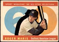 High # - Roger Maris [GOOD]