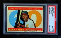 High # - Hank Aaron [PSA 8 NM‑MT]