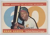 High # - Hank Aaron