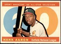 High # - Hank Aaron [NM+]