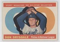 Don Drysdale [GoodtoVG‑EX]