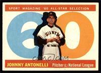 Johnny Antonelli [EXMT]