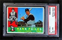 Hank Foiles [PSA8NM‑MT]
