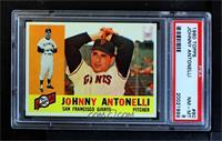 Johnny Antonelli [PSA8NM‑MT]