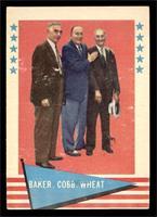 Checklist (Baker, Cobb, Wheat) [VG]