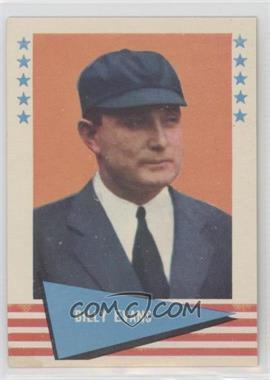 1961 Fleer Baseball Greats - [Base] #22 - Billy Evans