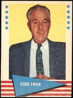 Ford Frick [EX]