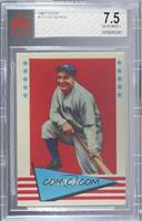 Lou Gehrig [BGS 7.5 NEAR MINT+]