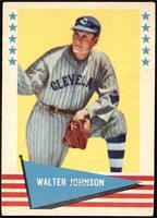 Walter Johnson [EX+]