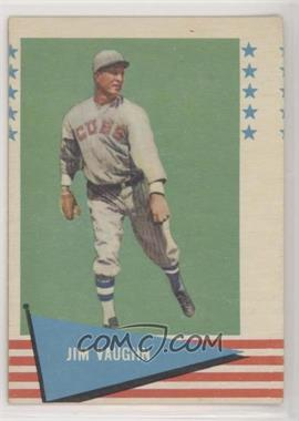 1961 Fleer Baseball Greats - [Base] #82 - Jim Vaughn [GoodtoVG‑EX]