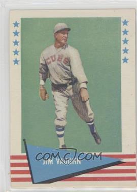 1961 Fleer Baseball Greats - [Base] #82 - Jim Vaughn