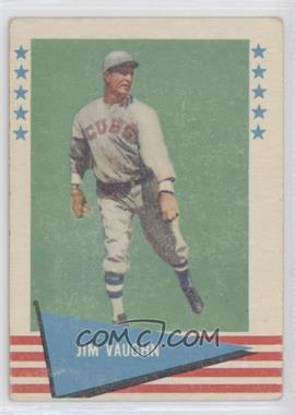 1961 Fleer Baseball Greats - [Base] #82 - Jim Vaughn [Good to VG‑EX]