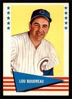 Lou Boudreau [VG]