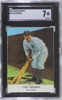 Lou Gehrig [SGC7NM]