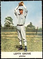 Lefty Grove [VG EX]