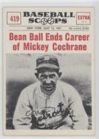 Mickey Cochrane [GoodtoVG‑EX]