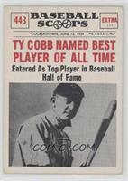 Ty Cobb [GoodtoVG‑EX]