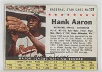 Hank Aaron (Hand Cut) [Noted]
