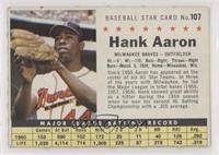 Hank Aaron (Perforated)