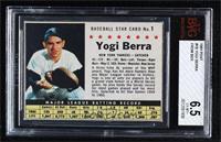 Yogi Berra (Hand Cut) [BVG6.5EX‑MT+]