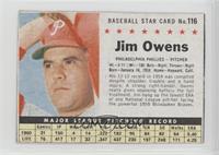 Jim Owens (Hand Cut)